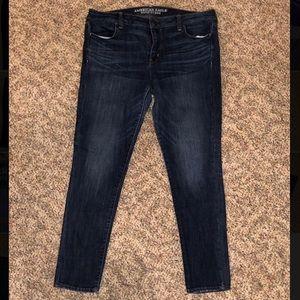 American Eagle Super Super Stretch Jegging Jeans